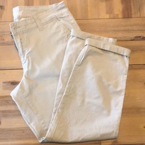 Old Navy cropped pant